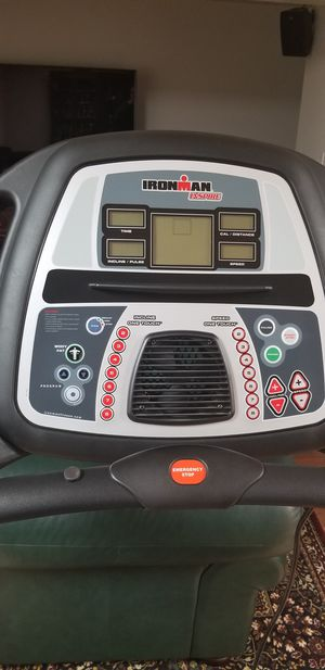 Treadmill- Ironman Edge for Sale in Clifton, VA