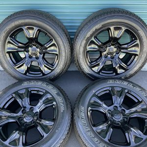 "Ram 1500 Factory Wheels 20"" for Sale in Fontana, CA"