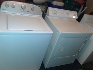 WhirlPool Electric Washer and Dryer!!! Delivery Available with Option of FREE Assembly of Appliance with Warranty!! for Sale in Portsmouth, VA