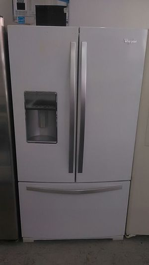 "30"" whirlpool refrigerator for Sale in North Miami, FL"