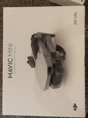 Mavic Mini Fly More Combo brand new in box plus dji refresh AND... for Sale in Raleigh, NC