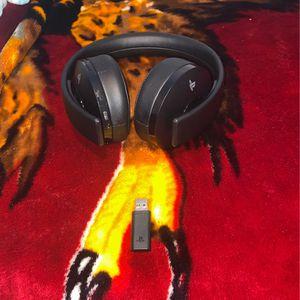 PS4 Wireless Headset for Sale in East Orange, NJ