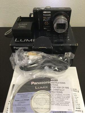 Mint Panasonic LUMIX DMC-ZS9 Digital Camera - Black, 14.1MP, 16x Optical Zoom for Sale in Brooklyn, NY