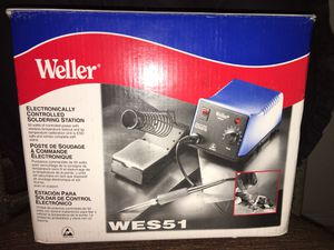 Soldering iron station w extra tip....$100 for Sale in Las Vegas, NV