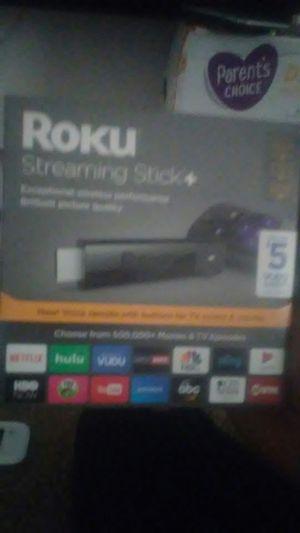 Roku Streaming stick+ for Sale in Atlanta, GA