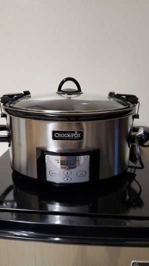 Travel Slow cooker. Used once. for Sale in Campbell, CA