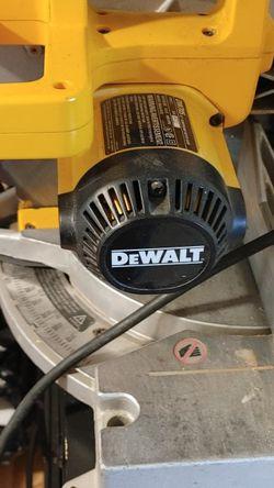 """DEWALT DW705 MITER SAW 12"""" for Sale in Portland,  OR"""