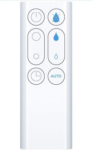 Dyson Replacement Remote Control 966569-06 for Dyson Humidifier White for Sale in City of Industry, CA