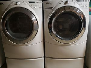 Whirlpool washer and dryer! for Sale in Los Angeles, CA