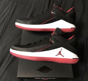 Nike Air Jordan XXXII 32 Low Banned Mens size 12.5 Basketball Shoes NEW DS! for Sale in San Diego, CA