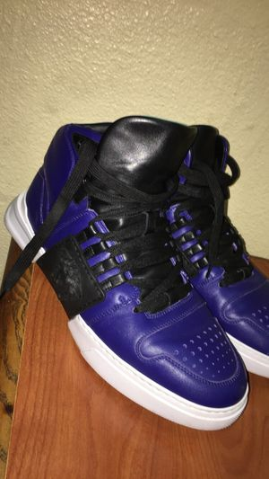 Versace high top shoes for Sale in Long Beach, CA