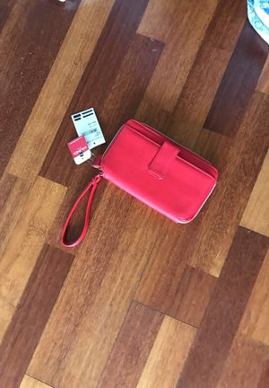 New Nordstrom Red Wristlet for Sale in Jersey City, NJ