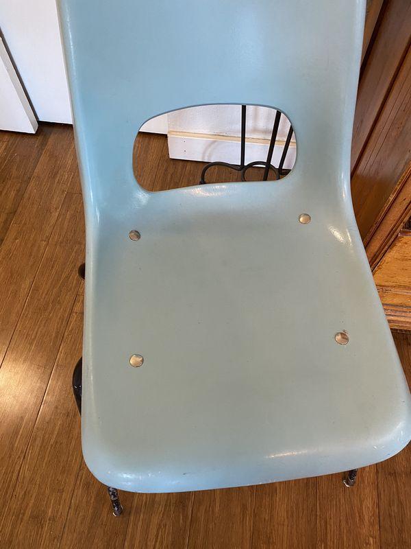 Brunswick Blue Chair