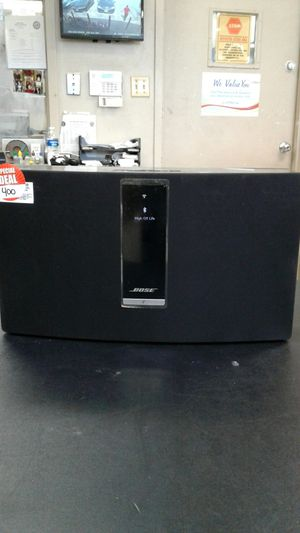 Bose Soundtouch30 for Sale in Houston, TX