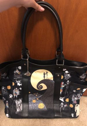Nightmare before Christmas tote for Sale in Tacoma, WA