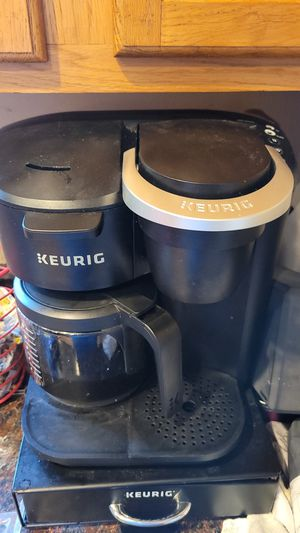 Keurig Dual k-cup/coffee maker for Sale in Stockton, CA