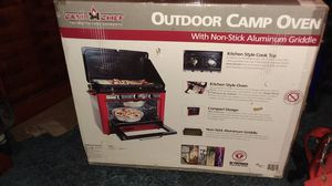New in box camping stove for Sale in Inwood, WV