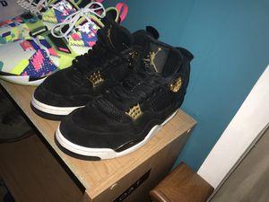 Jordan 4 royalty for Sale in Clarksburg, WV