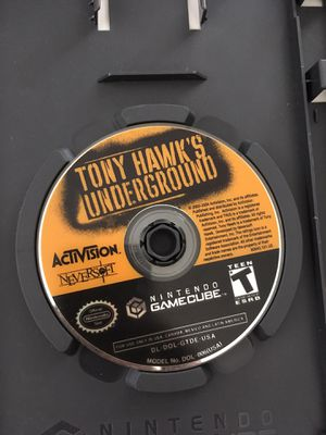 Tony Hawks Underground for Nintendo Game Cube for Sale in Poway, CA
