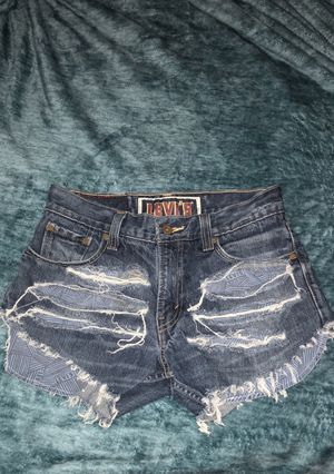 Levi's High-waisted Vintage Distressed Shorts for Sale in Santa Monica, CA