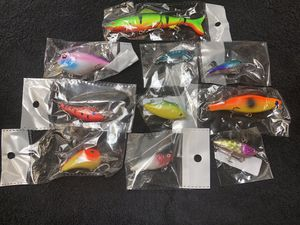 10 New lures for Sale in Greensboro, NC