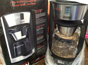 NEW Coffee Maker BUNN for Sale in Littlerock, CA