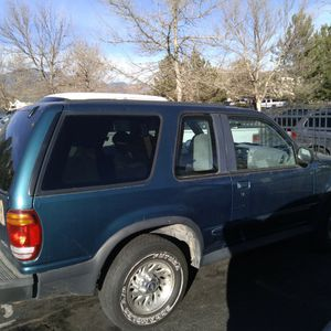 Green 1998 Ford Explorer for Sale in Colorado Springs, CO