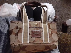 Small Coach hand bag for Sale in Indianapolis, IN