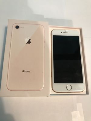 Unlocked apple iPhone 8 64gb for Sale in Houston, TX