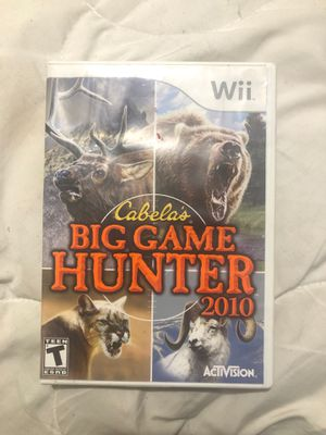 Wii Hunting game for Sale in Portland, OR
