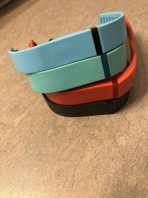 Fitbit bands (Fitbit not included) for Sale in St. Charles, IL
