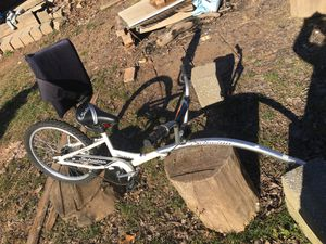 Swing hitchhiker kid's bike add on. for Sale in West Springfield, VA