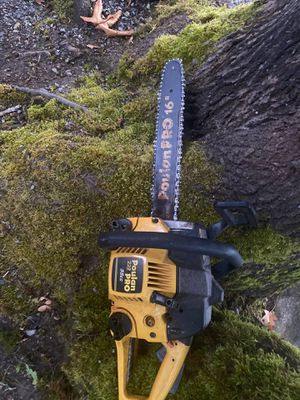 Chainsaw for Sale in Maple Valley, WA