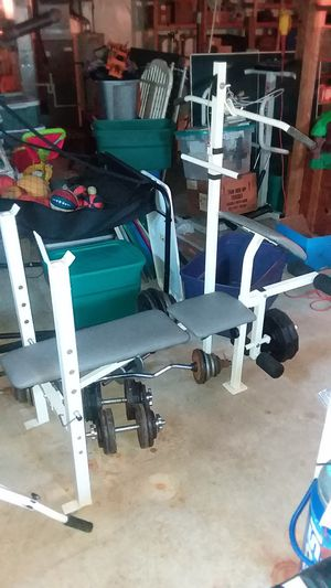 Weider weight bench for Sale in Penfield, NY