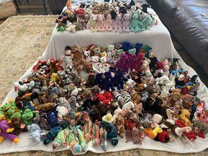 Beanie Babies! Many retired! for Sale in Scottsdale, AZ