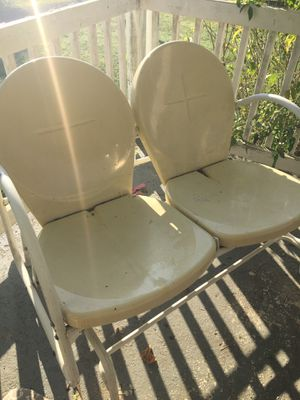 Vintage style patio furniture for Sale in Colliers, WV