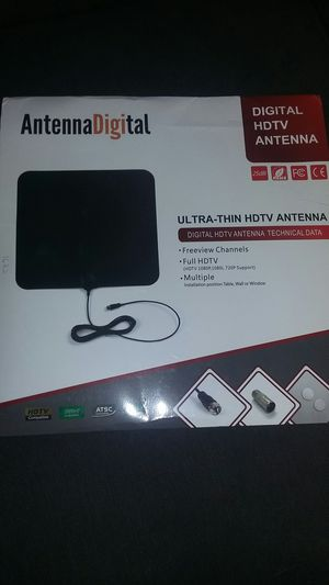 Amplified HD TV antenna for Sale in San Angelo, TX