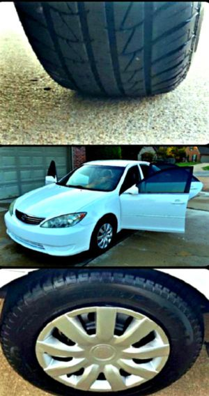 💎Clean$5OO Camry 2OO2 LE💎 for Sale in North Charleston, SC