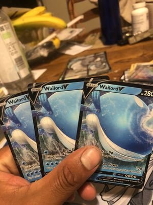 Wailord V!! for Sale in Cypress, CA