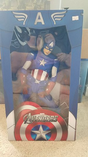 Avengers Captain America 18in for Sale in Sorrento, FL