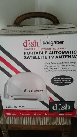 Dish tailgater. for Sale in Princeton, CA