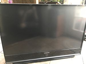 Samsung 50 inch tv for Sale in Lisbon, CT