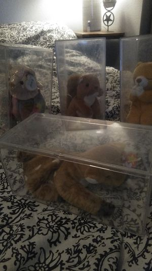 Beanie babies set of 4 for Sale in Las Vegas, NV