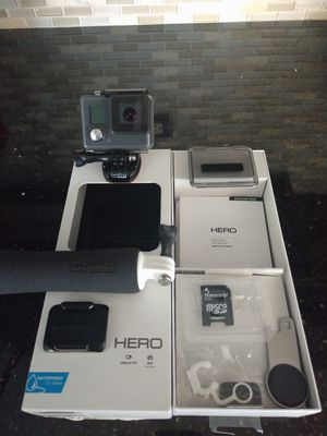 GoPro Hero 1080p 30 FPS 5MP - Never Used for Sale in Naperville, IL