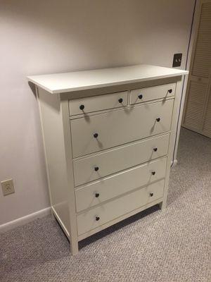 White dresser for Sale in Rockville, MD