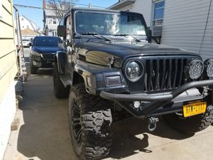 2000 jeep wrangler tj for Sale in Queens, NY