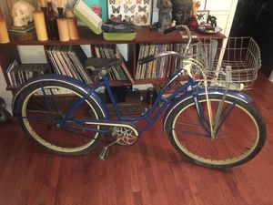 Vintage 1950's Monark Rocket Women's beach cruiser for Sale in Sterling, VA