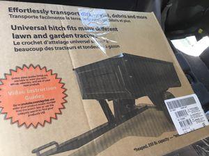 Dump cart for Sale in Fenton, MO