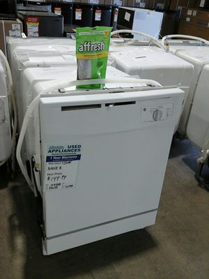 General Electric dishwasher tested #Affordable82 for Sale in Denver, CO