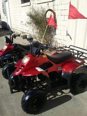 Motorcycle 4 wheeler four wheeler dirt bike go kart Atv cuatrimoto 110cc for Sale in Dallas, TX